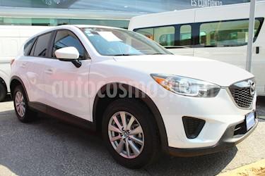 Foto Mazda CX-5 2.0L i Sport usado (2014) color Blanco Cristal precio $239,000