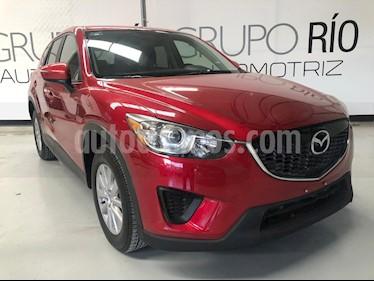 Foto venta Auto usado Mazda CX-5 2.0L i Sport (2015) color Rojo precio $246,000