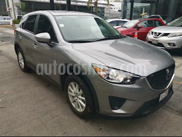 Foto venta Auto usado Mazda CX-5 2.0L i Sport (2014) color Plata precio $225,000