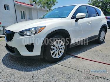 Foto Mazda CX-5 2.0L i Sport usado (2015) color Blanco Perla precio $240,000