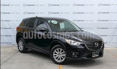 Foto venta Auto usado Mazda CX-5 2.0L i Sport (2016) color Negro precio $290,000