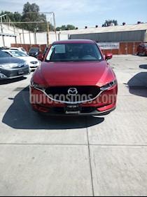 Foto venta Auto usado Mazda CX-5 2.0L i Sport (2018) color Rojo precio $350,000