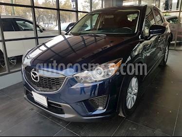 Foto venta Auto Seminuevo Mazda CX-5 2.0L i Sport (2014) color Azul Marino precio $215,000