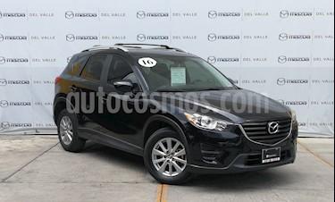Foto venta Auto usado Mazda CX-5 2.0L i (2016) color Negro precio $280,000
