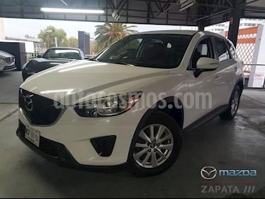 Foto Mazda CX-5 2.0L i usado (2015) color Blanco Cristal precio $195,000