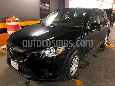 Foto venta Auto usado Mazda CX-5 2.0L i (2014) color Negro precio $220,000