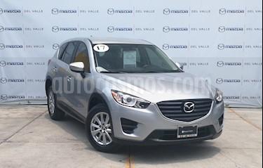 Foto venta Auto usado Mazda CX-5 2.0L i (2017) color Plata Sonic precio $300,000