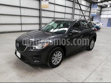 Foto venta Auto usado Mazda CX-5 2.0L i (2017) color Gris precio $264,900