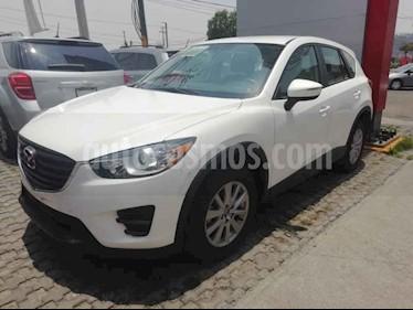 Foto venta Auto usado Mazda CX-5 2.0L i (2017) color Blanco precio $298,000