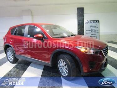 Foto venta Auto Seminuevo Mazda CX-5 2.0L i (2016) color Rojo precio $245,000