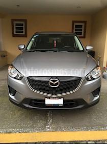 Foto Mazda CX-5 2.0L i usado (2014) color Plata precio $194,000