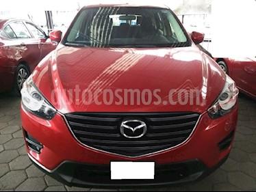 Foto venta Auto usado Mazda CX-5 2.0L i (2017) color Rojo precio $271,000