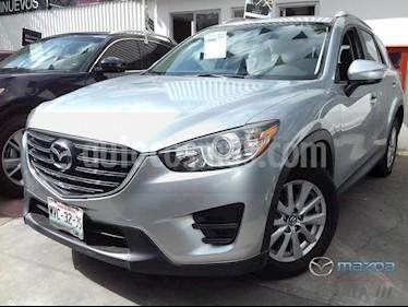 Foto Mazda CX-5 2.0L i usado (2016) color Plata Sonic precio $275,000
