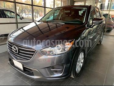 Foto venta Auto Seminuevo Mazda CX-5 2.0L i (2016) color Gris Meteoro precio $255,000