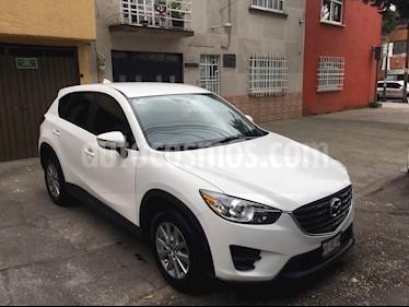 Foto Mazda CX-5 2.0L i usado (2016) color Blanco precio $380,000