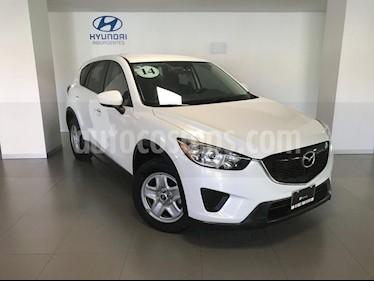 Foto venta Auto Seminuevo Mazda CX-5 2.0L i (2014) color Blanco precio $209,000
