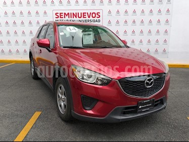 Foto venta Auto usado Mazda CX-5 2.0L i (2014) color Rojo precio $205,000