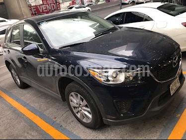 Foto Mazda CX-5 2.0L i usado (2015) color Azul precio $215,000