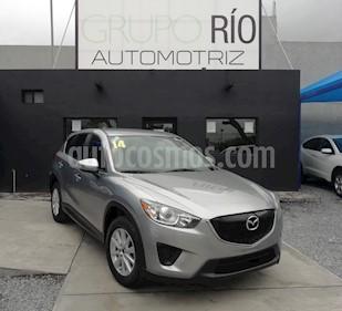 Foto venta Auto usado Mazda CX-5 2.0L iSport (2014) color Gris Meteoro precio $235,000