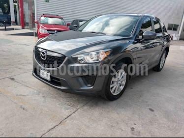 foto Mazda CX-5 2.0L iSport usado (2015) color Gris precio $245,000