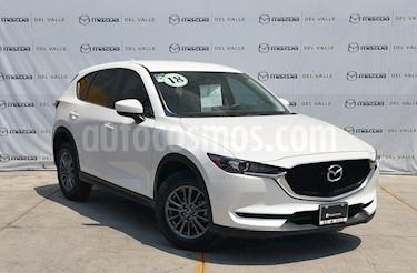Foto venta Auto usado Mazda CX-5 2.0L iSport (2018) color Blanco precio $360,000