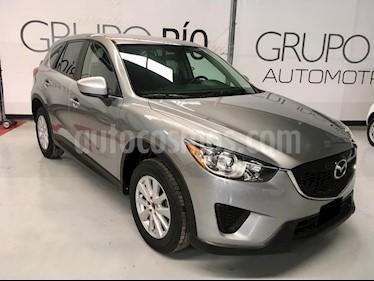 Foto venta Auto usado Mazda CX-5 2.0L iSport (2014) color Gris precio $235,000