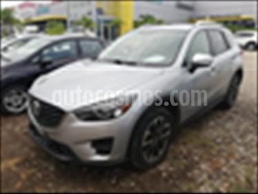 Mazda CX-5 2.0L iSport usado (2016) color Gris Oscuro precio $275,000