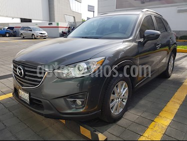Foto venta Auto usado Mazda CX-5 2.0L iSport (2016) color Gris Meteoro precio $260,000
