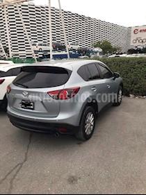 Mazda CX-5 2.0L iSport usado (2016) color Gris Meteoro precio $220,000