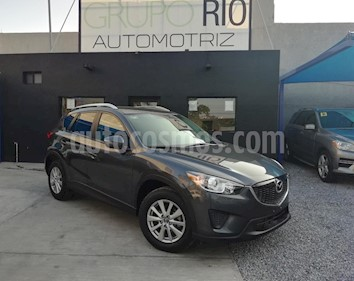 Foto venta Auto usado Mazda CX-5 2.0L iSport (2015) color Gris Meteoro precio $247,000