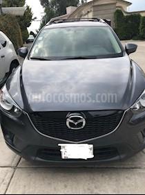 Mazda CX-5 2.0L iSport usado (2014) color Gris Meteoro precio $210,000