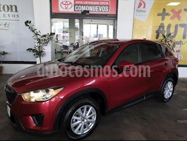 Foto venta Auto usado Mazda CX-5 2.0L iSport (2014) color Rojo precio $269,000