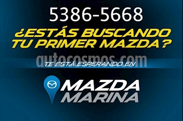 Foto venta Auto Seminuevo Mazda CX-5 2.0L iSport (2016) color Azul Marino precio $284,000