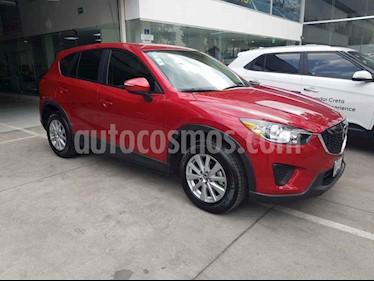 Foto venta Auto usado Mazda CX-5 2.0L iSport (2015) color Rojo precio $235,000