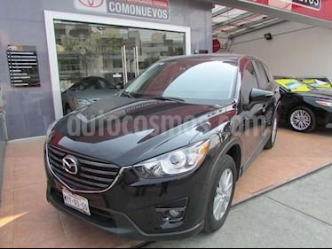 Foto venta Auto Seminuevo Mazda CX-5 2.0L iSport (2016) color Negro precio $265,000