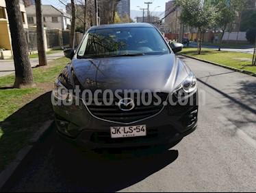 Mazda CX-5 2.0L R 2WD Aut usado (2017) color Gris Mica precio $13.000.000
