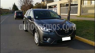 Mazda CX-5 2.0L R 2WD Aut usado (2014) color Gris precio $9.990.000