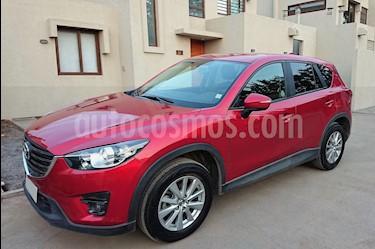Mazda CX-5 2.0L R 4x2 Aut usado (2016) color Rojo precio $11.490.000