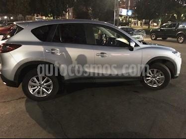 Mazda CX-5 2.0L R 4x2 Aut usado (2017) color Plata precio $12.800.000