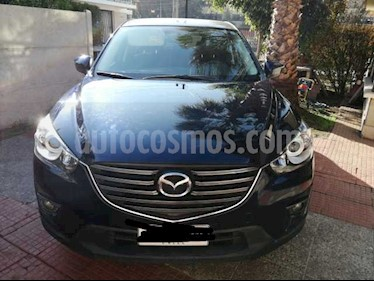 Mazda CX-5 2.0L R 4x2 Aut usado (2017) color Azul precio $12.600.000