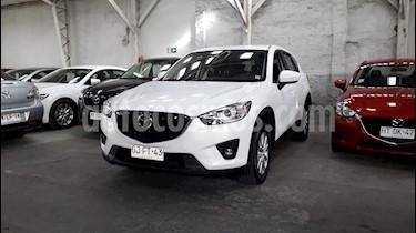 Foto venta Auto usado Mazda CX-5 2.0L R AWD Aut (2014) color Blanco Mica precio $9.850.000