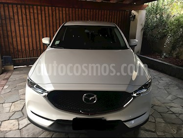 Foto Mazda CX-5 2.0L R AWD usado (2018) color Blanco precio $14.500.000