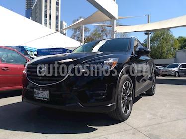 Foto venta Auto usado Mazda CX-5 2.5L S Grand Touring 4x2 (2016) color Negro precio $300,000