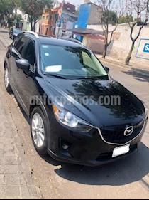 Mazda CX-5 2.5L S Grand Touring 4x2 usado (2014) color Negro precio $250,000