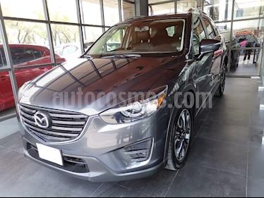 Foto venta Auto usado Mazda CX-5 2.5L S Grand Touring 4x2 (2016) color Gris Meteoro precio $308,000