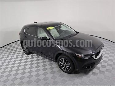 Foto venta Auto usado Mazda CX-5 2.5L S Grand Touring 4x2 (2017) color Negro precio $199,800