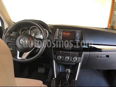 Mazda CX-5 2.5L S Grand Touring 4x2 usado (2014) color Negro precio $260,000