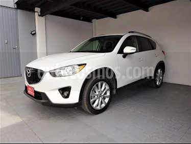 Foto venta Auto usado Mazda CX-5 2.5L S Grand Touring 4x2 (2015) color Blanco Cristal precio $319,000