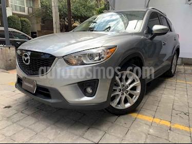 Foto Mazda CX-5 2.5L S Grand Touring 4x2 usado (2015) color Gris precio $278,000