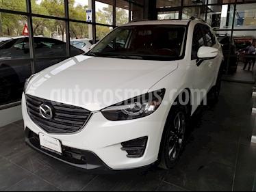 Foto venta Auto usado Mazda CX-5 2.5L S Grand Touring 4x2 (2016) color Blanco Cristal precio $297,000